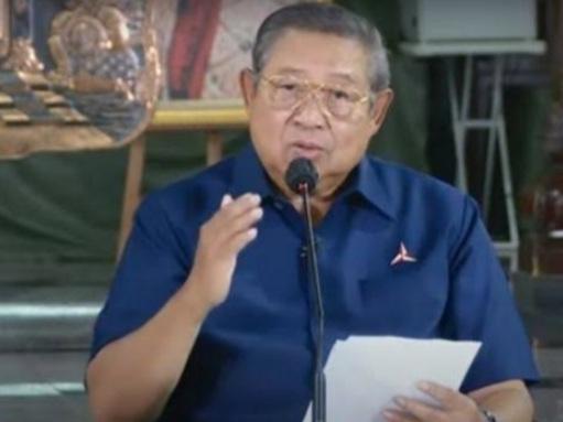 SBY Mendadak Bikin Gempar! Sebut Skenario Gelap Akan Terjadi di Bumi Pertiwi