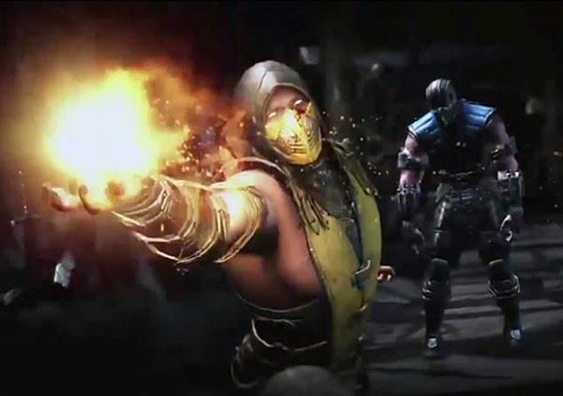 Spass Und Spiele Mortal Kombat X Fatalities Und Brutalities Fur
