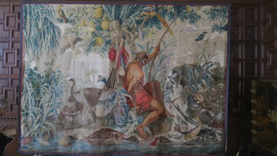Gobelins Tapestry The Hunter