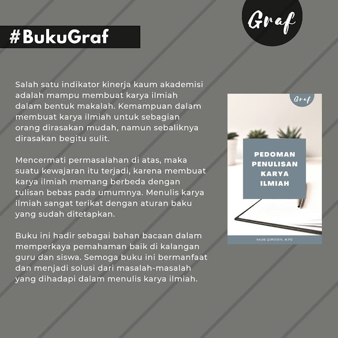 Buku Pedoman Penulisan Karya Ilmiah SMA/MA