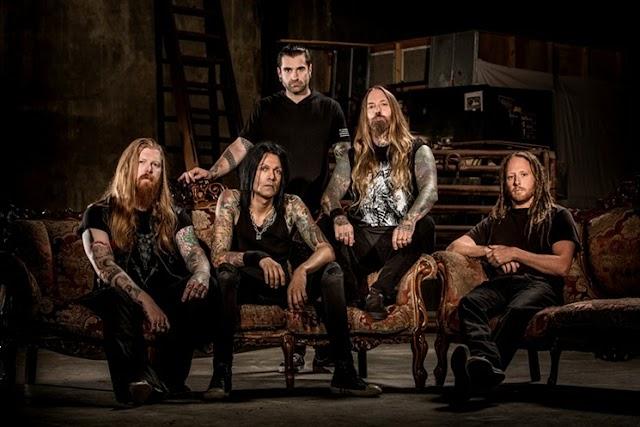 DevilDriver lançam novo álbum em outubro