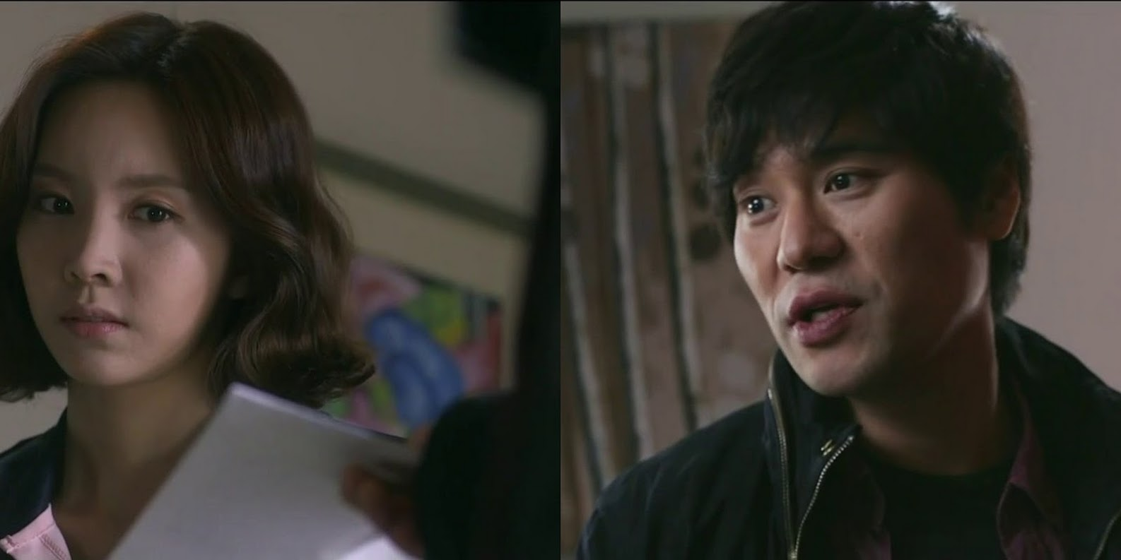 Kyung Hee's day gets worse with the arrival of Detective Fart Face