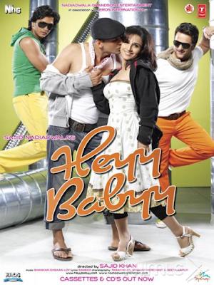 Phim Ba Chàng Vú Em 2007 - Heyy Babyy 2007 (2007)
