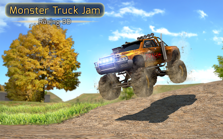 Monster Truck Jam Racing 3D 1.1.0 screenshot 27089