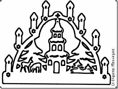 navidad arte recortado (8)8