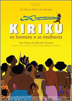 Baixe imagem de Kiriku, os Homens e as Mulheres (Dual Audio) sem Torrent