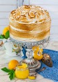 How To Prepare Lemon Meringue Cake