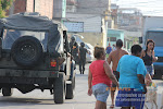 Forças de Segurança Fazem Simulação de Conflito na Estação de Deodoro para as Olímpiadas 00419.jpg
