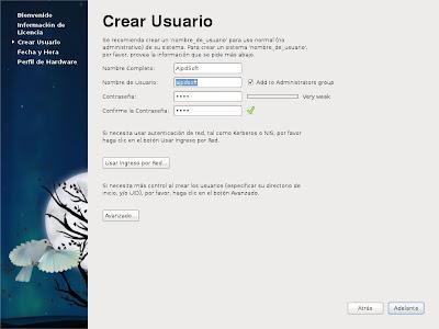 Instalar Linux Fedora 15 con GNome 3