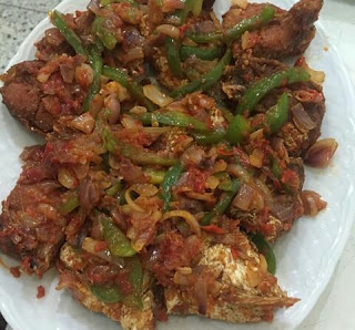 nigerian main dishes