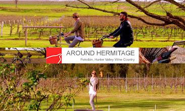 Photo: #HunterValley #AroundHermitage #Fun #wine