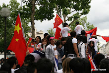 Manifestation chinoise
