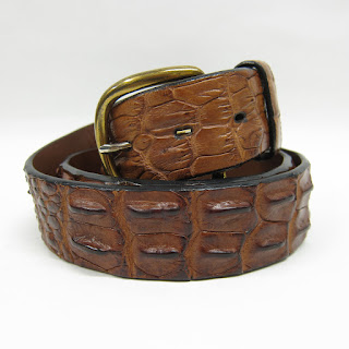"""40"""" Croc Belt"""