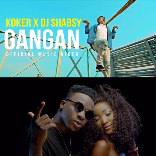"""VIDEO: KOKER X DJ SHABSY """"GAN GAN"""""""