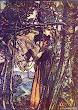 Brunhilde Leads Her Horse