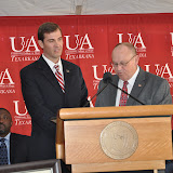 UACCH-Texarkana Creation Ceremony & Steel Signing - DSC_0207.JPG