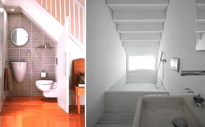 Tips ideas para aprovechar el espacio bajo nuestras for Cama bajo escalera