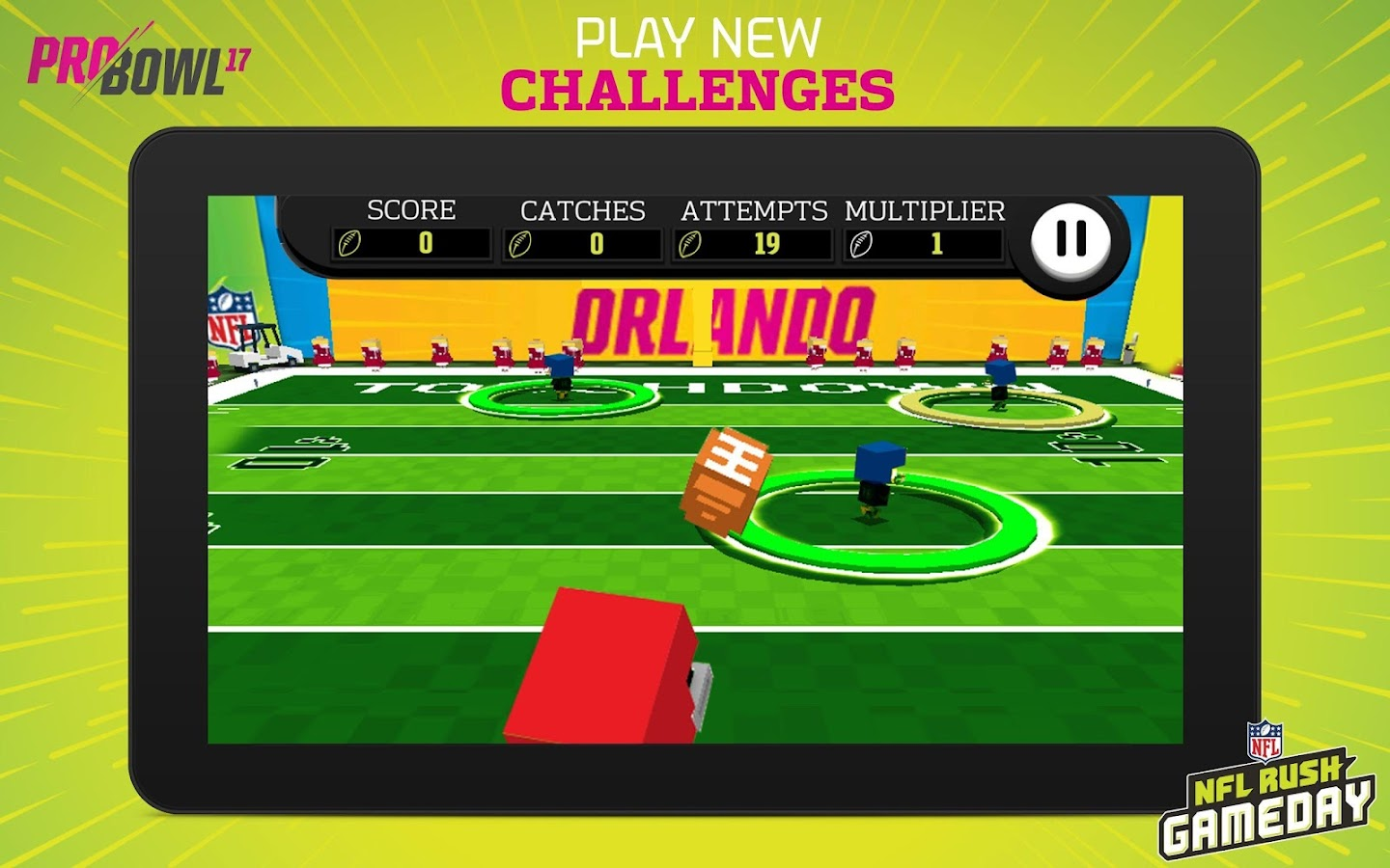 NFL Rush Gameday- screenshot