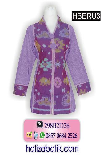 batik modern, baju batik online, baju batik