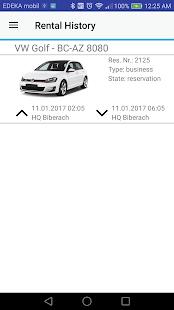 AZOWO - Corporate Carsharing - náhled