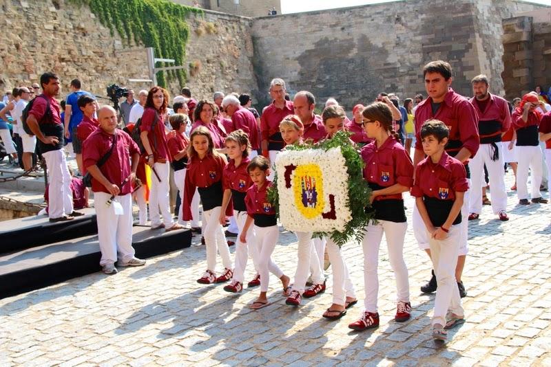 Ofrena Floral Diada de Catalunya  11-09-14 - IMG_3706.JPG