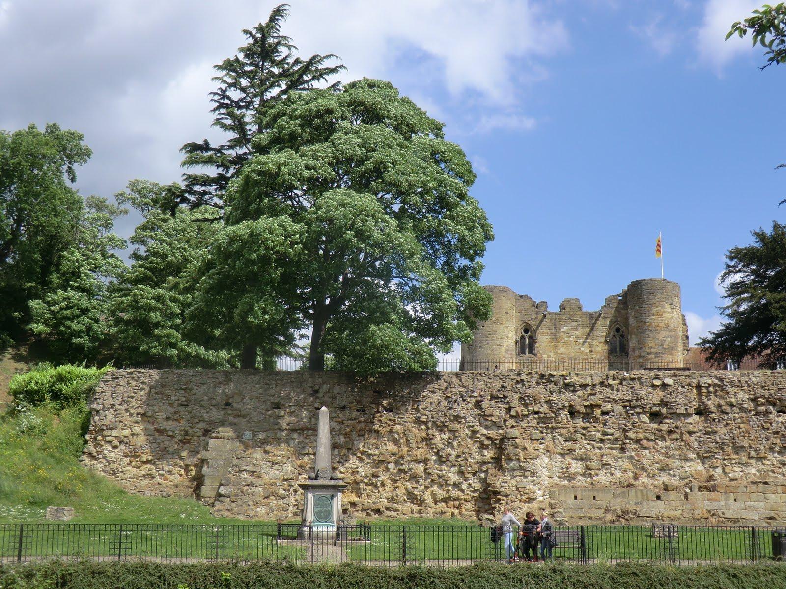 CIMG1502 Tonbridge Castle