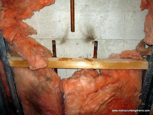 Install Shower Faucet