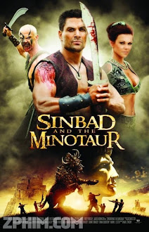 Sinbad Và Bò Tót Ma - Sinbad and the Minotaur (2011) Poster