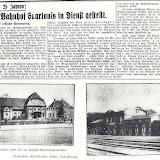 Dokumente zum Rodener-Saarlouiser Bahnhof