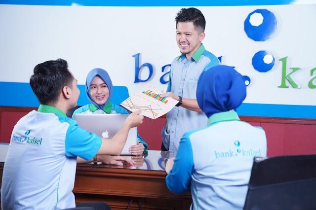 Masuki 2021, Bank Kalsel Optimis Catatkan Pertumbuhan Laba 9,43 Persen