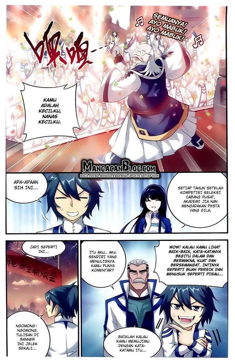 Dilarang COPAS - situs resmi www.mangacanblog.com - Komik battle through heaven 111 - chapter 111 112 Indonesia battle through heaven 111 - chapter 111 Terbaru 9|Baca Manga Komik Indonesia|Mangacan