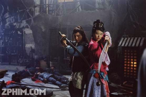 Ảnh trong phim Tôn Nhị Nương: Anh Hùng Thủy Hử - Sun Erniang: Gangster Inn 3