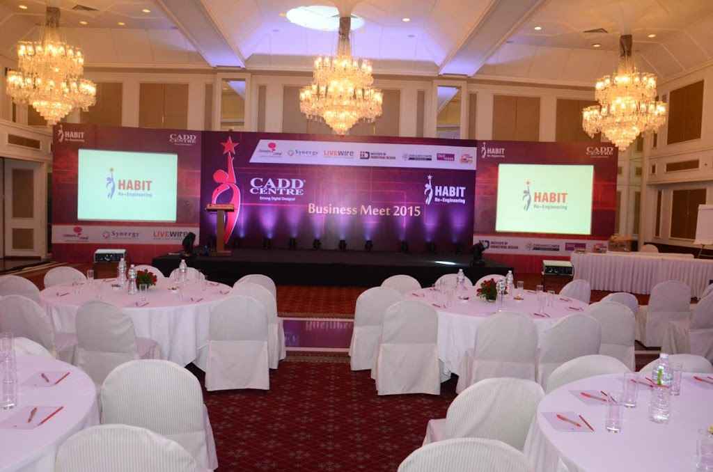 CAD Centre - Business Meet 2015 - 2