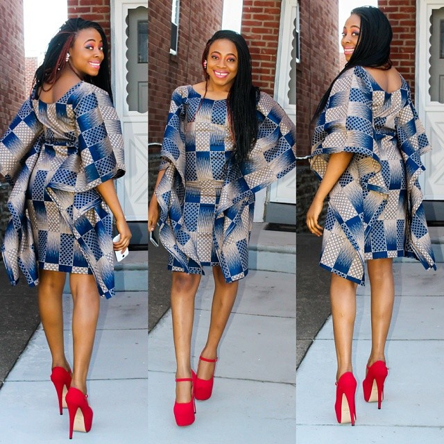 Brilliant Creative Ankara Styles For Classic Ladies  Debonke House Of Fashion