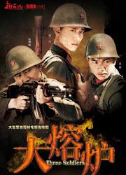 Three Soldiers China Drama