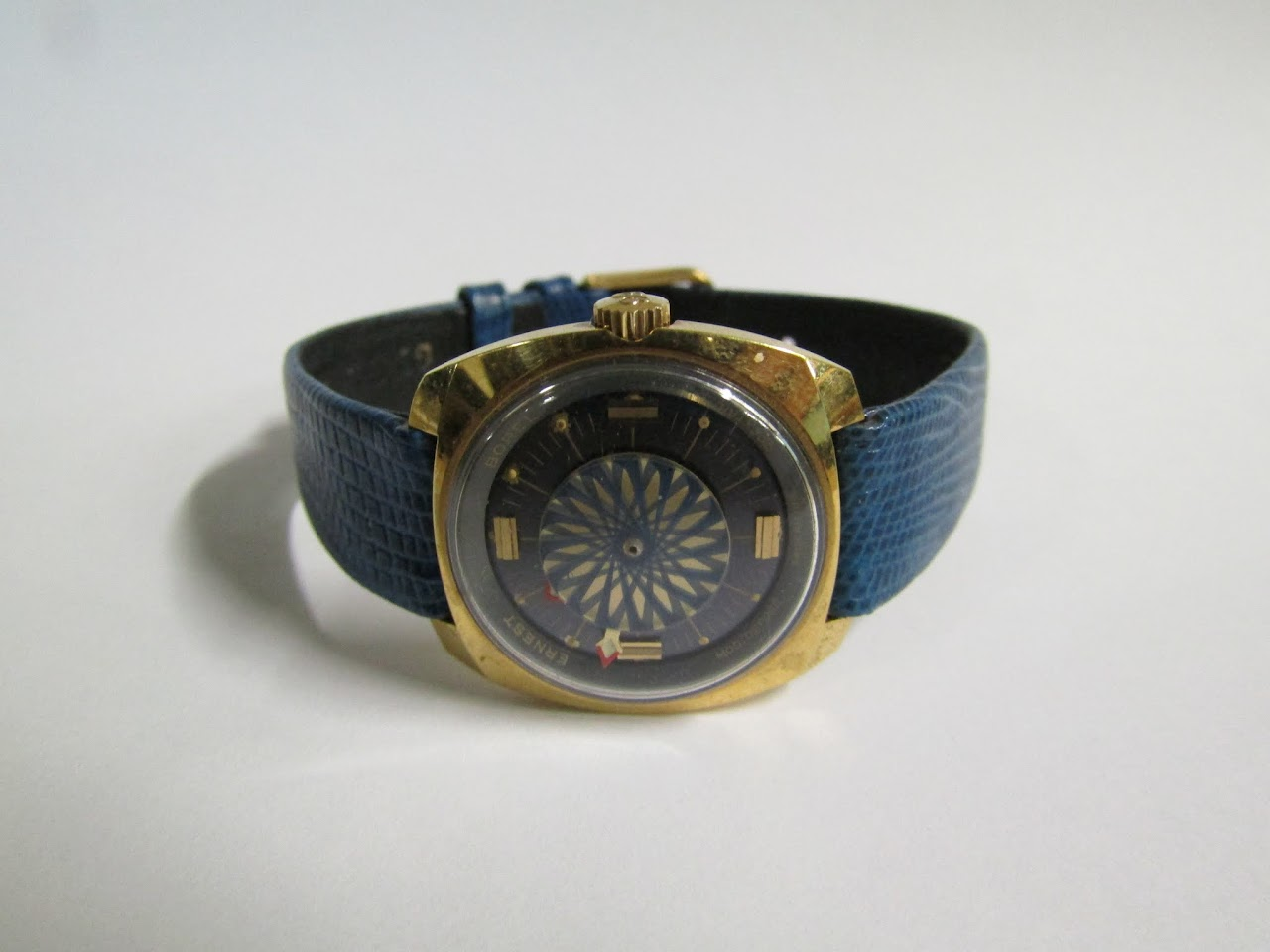 Ernest Borel Kaleidoscope Watch