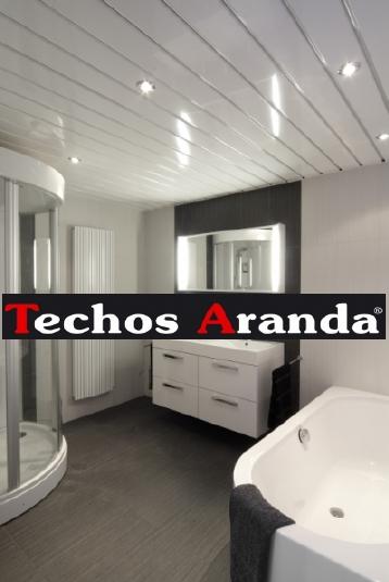 Techos de aluminio en Torrijos
