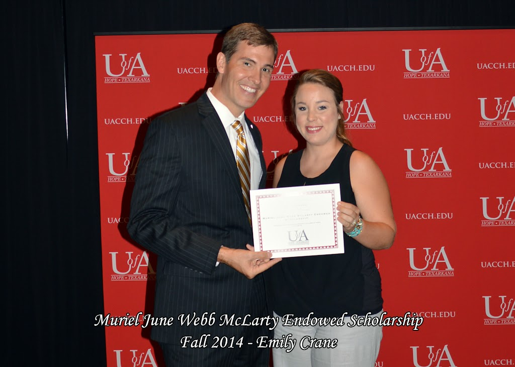 Scholarship Awards Ceremony Fall 2014 - Emily%2BCrane.jpg