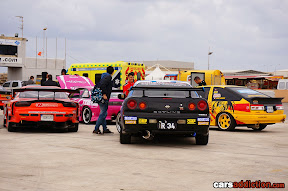 RX7, R34 And AE86