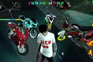 Eak zero31 Mods Pack GTA SA Android | TRICKS & HACK GAME