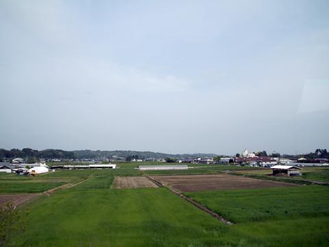 JR九州バス「パシフィックライナー」 8656 車窓 その6