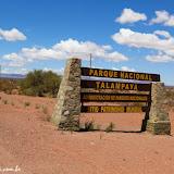 PN Talampaya, Argentina