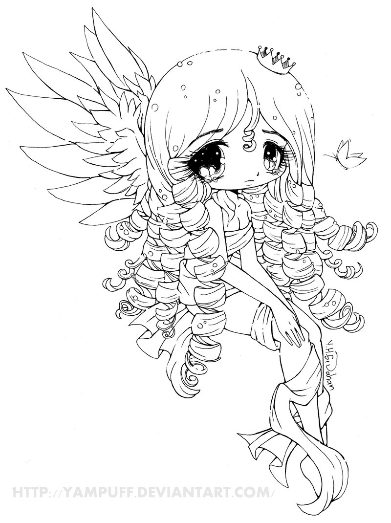 - Best Free Chibi Anime Girls Coloring Pages Free - Kids, Children