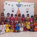 Janmashtami Celebration by Sr KG Section at Witty World, Chikoowadi (2018 - 19)