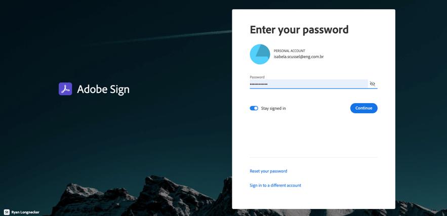 Aplicando assinaturas eletrônicas aos processos de contratação com Adobe Sign