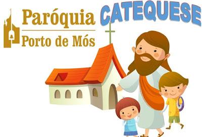 Inscrições para o 1º ano de catequese 2021 - Para toda a Paróquia