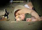 On the sand black panty
