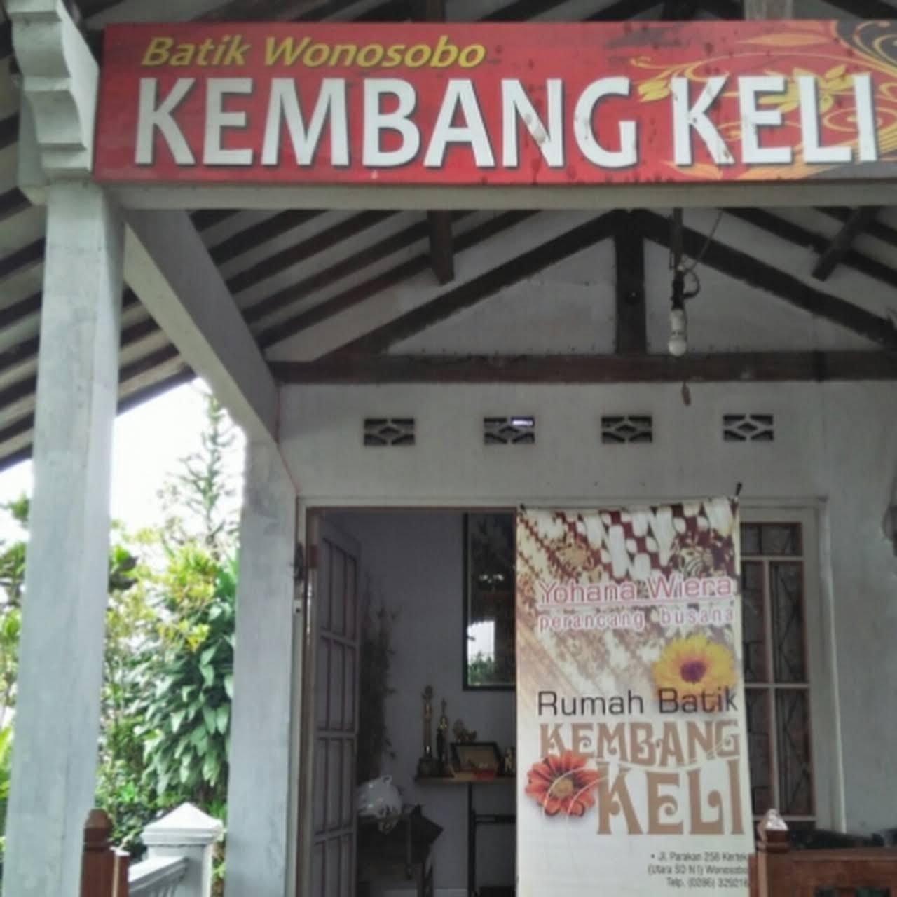 64 Gambar Batik Wonosobo Paling Keren
