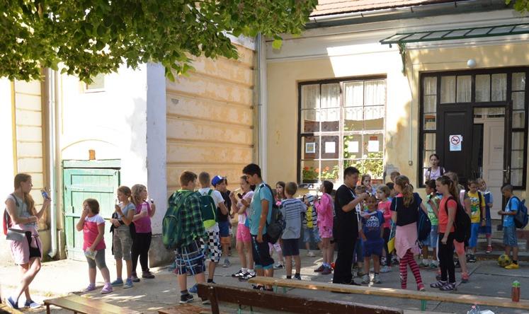 Gyermeknap az iskolában - 2016.05.27.