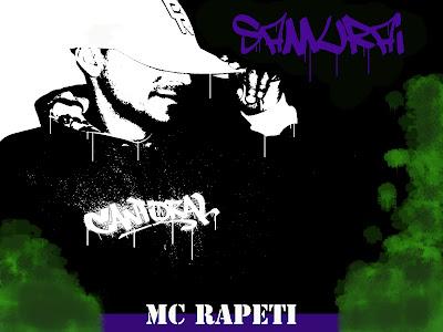 #RapBR - Rapeti - Samurai (prod. Hurakán)